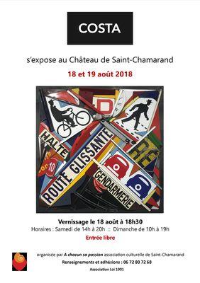 Affiche V Expo COSTA