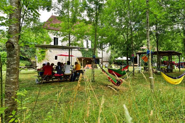 Aire de pique-nique - Nature et Loisirs -® Lot Tourisme - C. ORY