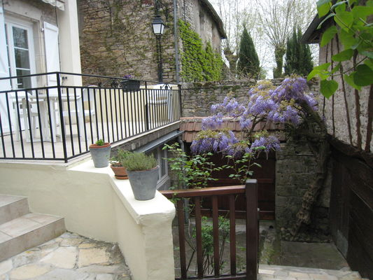 Antonietti - Martel - Jardin et terrasse