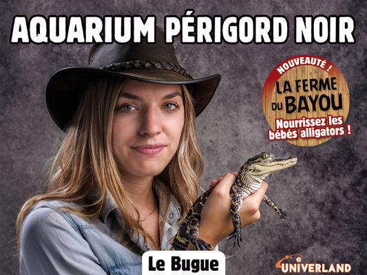 Aquarium du Périgord Noir