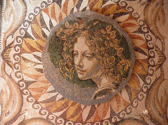 Artsian d'art - De Saint Riquier -Mosaique