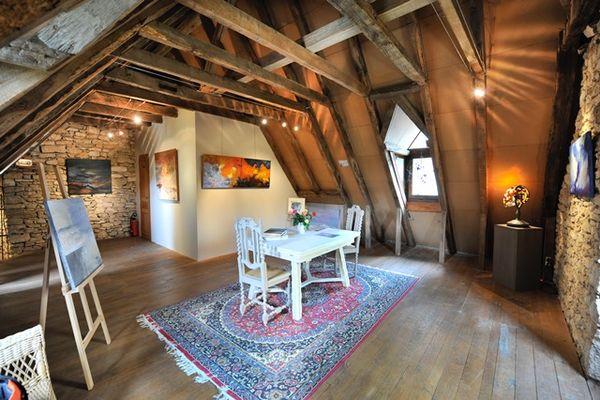 Atelier Vitraux - Maison de la Pommette 2
