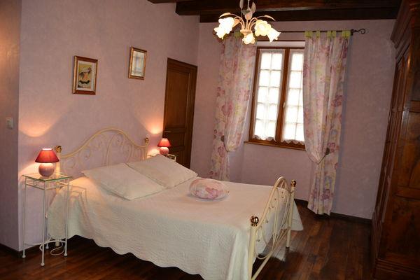 Au Cantou - Chambre rose