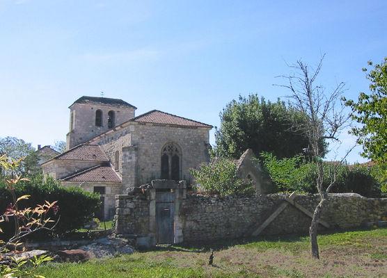 Eglise de Sérignac
