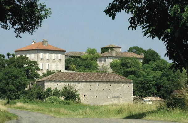 Labastide Marnhac : Château