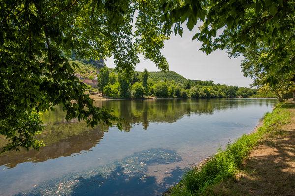 Baignade dans la Dordogne à Vayrac_05 © Lot Tourisme - C. ORY