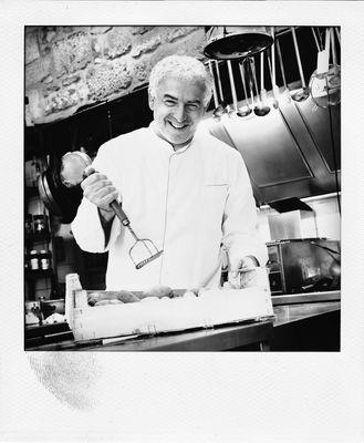 Bernard PHILIPPE - Chef du Restaurant Hostellerie du Vert_02