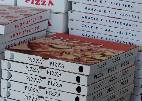 Boite à Pizza