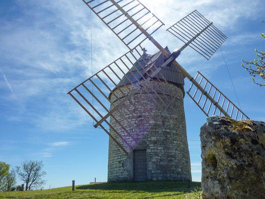 Boisse - Moulin à Vent de Boisse