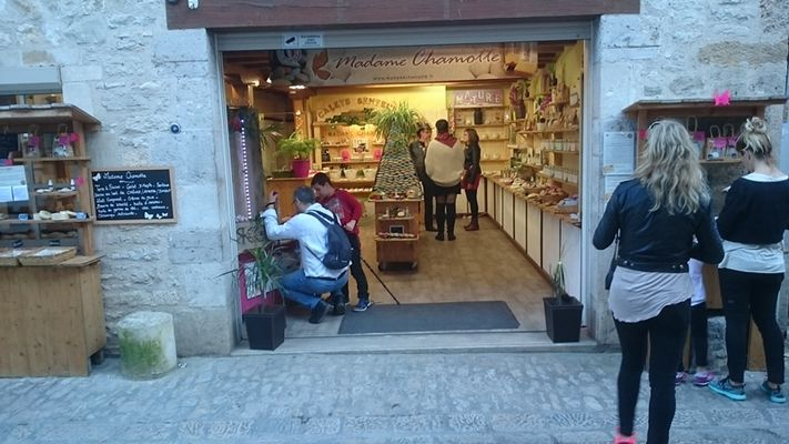 Boutique Madame Chamotte - Rocamadour