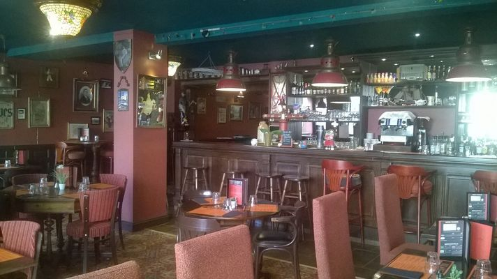Black Lion - Argentat - bar