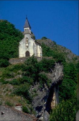 Laroque des Arcs - Eglise des Récollets