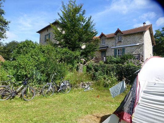 Campind Les Teullieres-Sousceyrac-maison