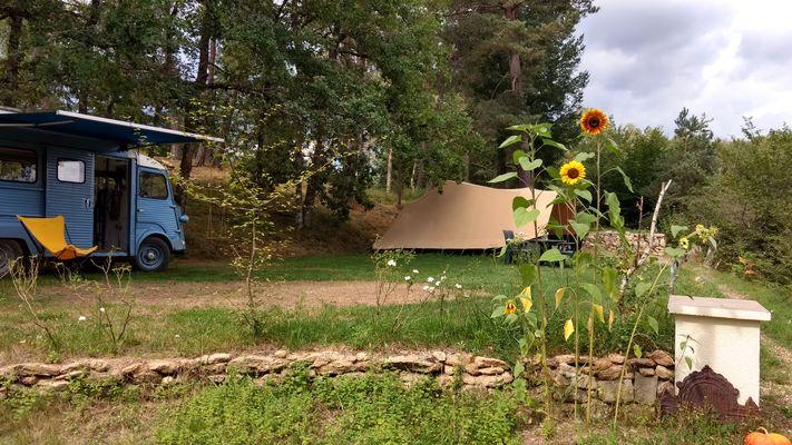 Camping Moulin de lacombe - Saint Geniez (5)