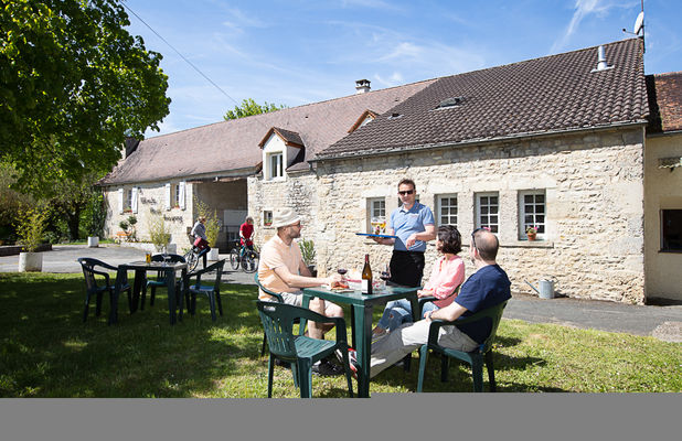 Camping Moulin du Bel Air - bar