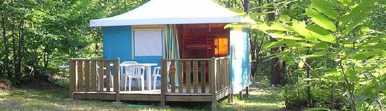 Camping Naturiste Les Grands Chênes