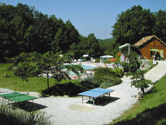 Camping Restaurant la truffière