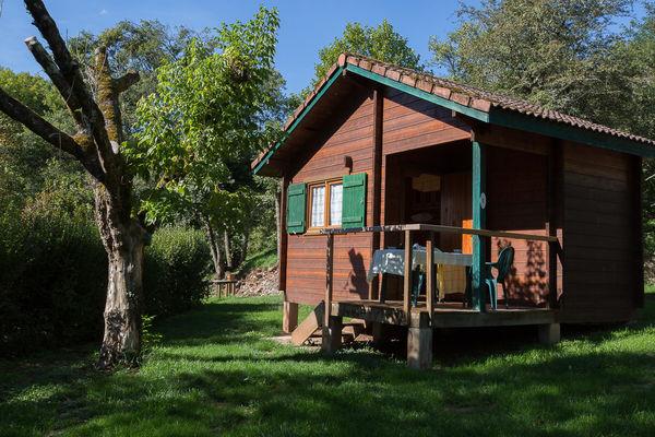 Camping La Valane-Collonges-la-Rouge - chalet