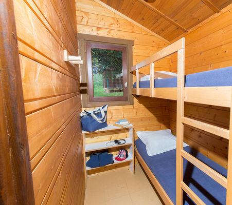 Camping La Valane-Collonges-la-Rouge - chambre