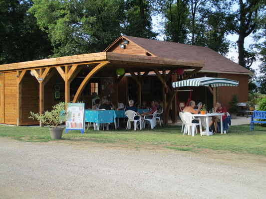 Camping Le Paradis - Buvette
