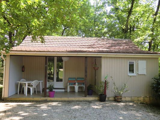 Camping Le Paradis - Chalet
