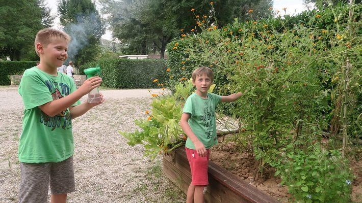 Camping Le Terriol Cajarc2