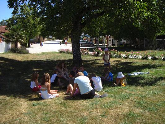 Camping Le Ventoulou