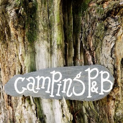 Camping P&B
