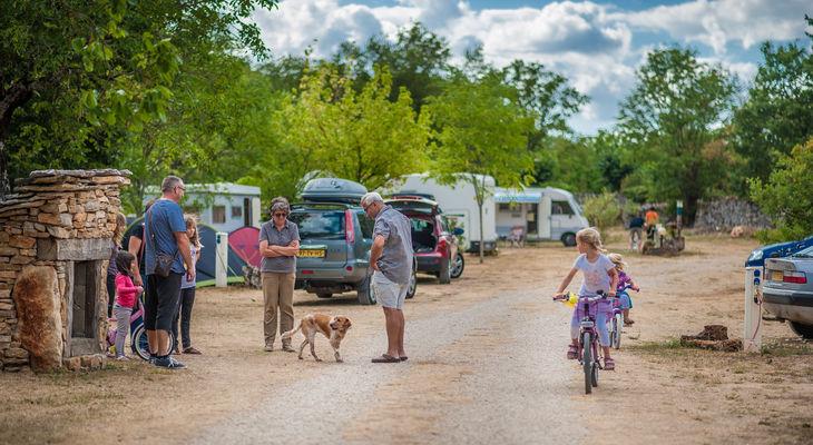 Camping Pech Ibert à Béduer_08 © Lot Tourisme - C. ORY