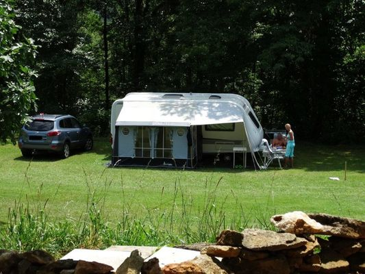 Camping Troteligotte Emplacement