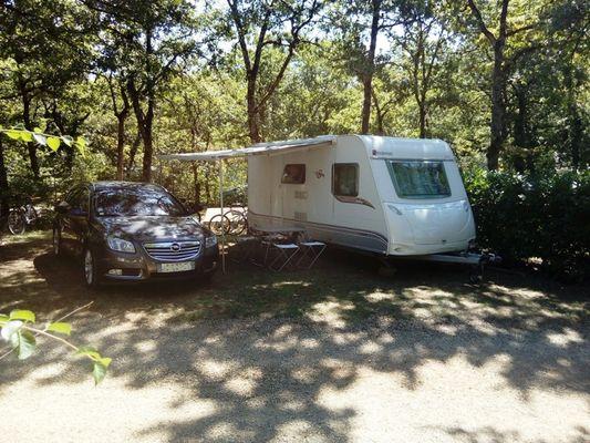 Camping au bois dormant 03