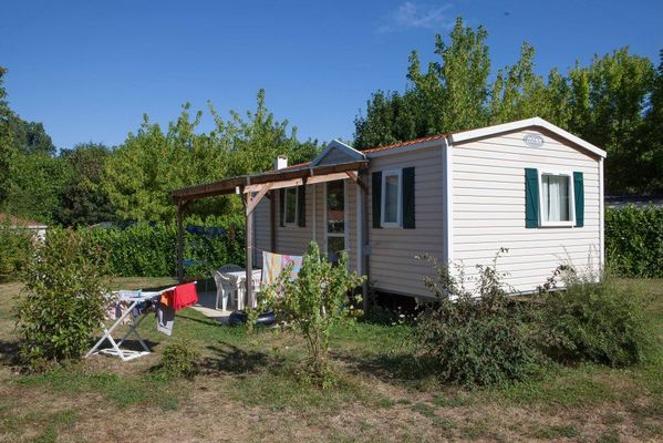 Camping eau Vive - Carennac - Mobilhome 2
