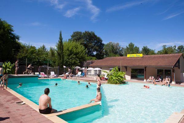 Camping eau Vive - Carennac - Piscine
