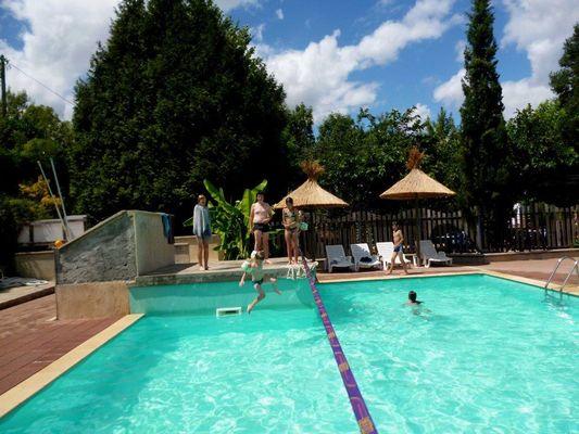Camping eau Vive - Carennac - piscine (2)
