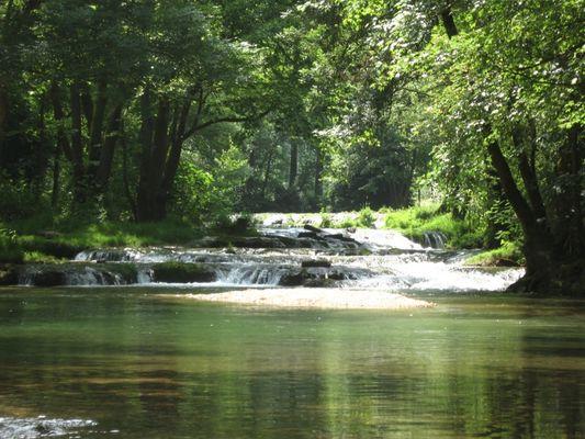 Canoe Dordogne  2