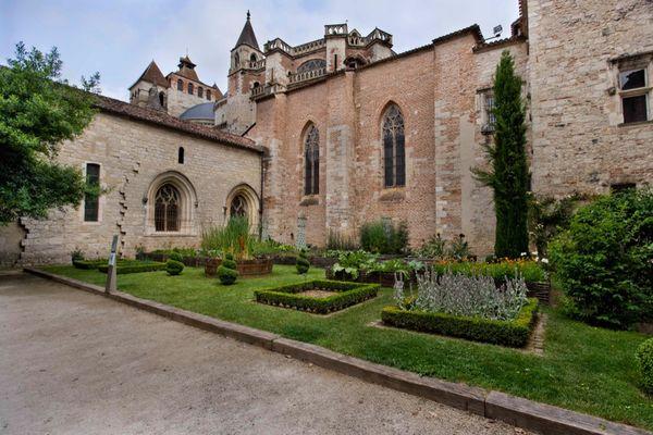 """Cahors """"les jardins secrets""""--Lot Tourisme-Philipe Imbault-2"""