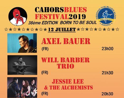 Cahors blues à Labastide-Murat
