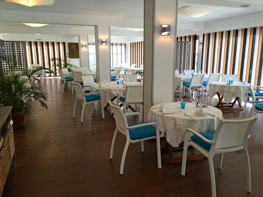 Cajarc Blue Hôtel restaurant