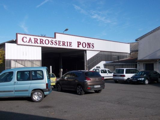 Carrosserie Pons