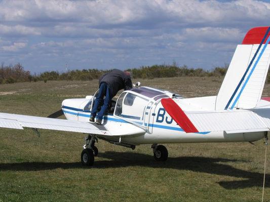 Centre de vol à voile lotois - Cieurac