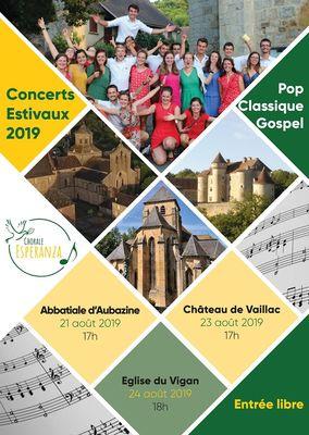 Chorale Esperanza 2019