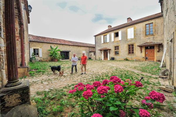 Château Lacapelle-Cabanac - Chai_05 © Lot Tourisme - C. ORY