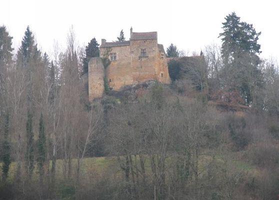 Château du Théron