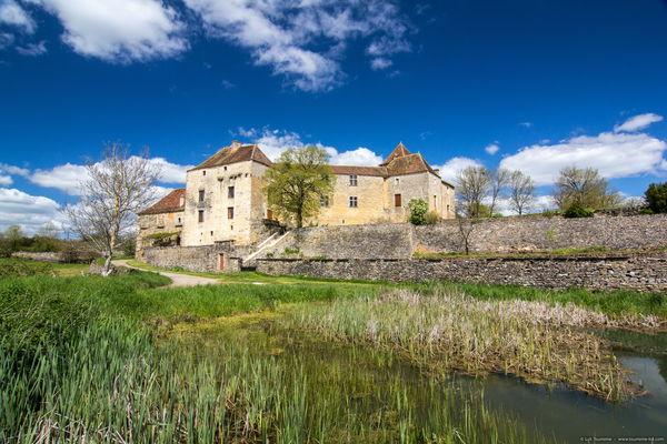 Beauregard - Château de Marsa à Beauregard