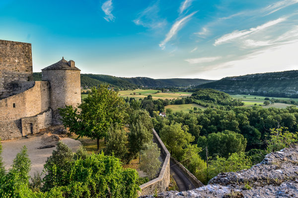Château de Montbrun  - Vallée du Lot_18 © Lot Tourisme - C. ORY