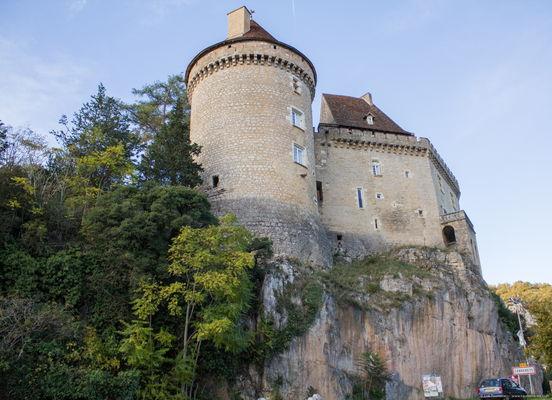 Cabrerets - Château de Cabrerets