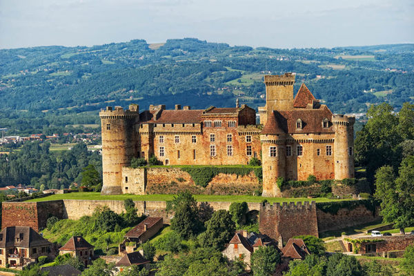 Château de Castelnau-Bretenoux -1