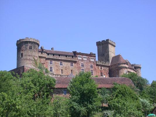 Chateau de Castelnau-Bretenoux