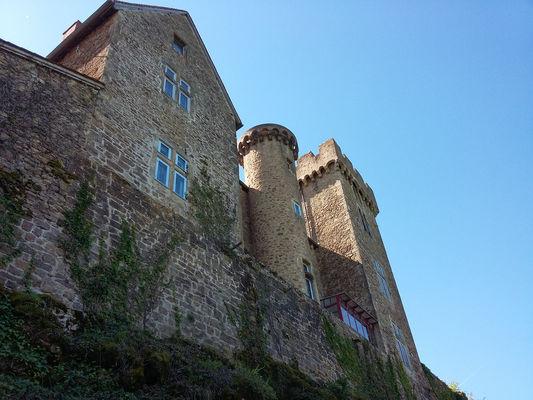 Château de Saint-Laurent © Lot Tourisme - A. Leconte
