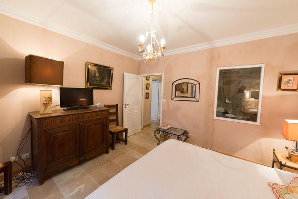 Chambre 2 - La Maison des Chanoines - Turenne - Vallée de la Dordogne